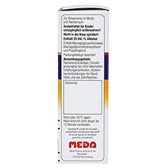 Kamillosan Mund- und Rachenspray 30 Milliliter - Linke Seite
