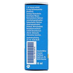 Otriven gegen Schnupfen 0,05% 10 Milliliter N1 - Linke Seite
