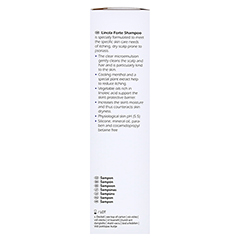 Linola Shampoo Forte 200 Milliliter - Linke Seite