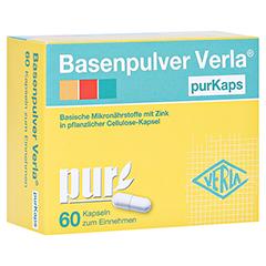 Basenpulver Verla Purkaps 60 Stück