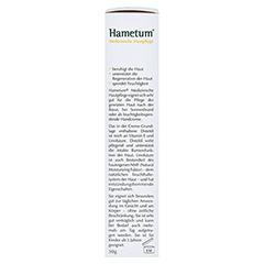 HAMETUM medizinische Hautpflege Creme 50 Gramm - Linke Seite