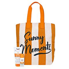Eucerin Sun Oil Control Set Gesicht+Körper LSF 30 + gratis Eucerin Strandtasche 1 Packung