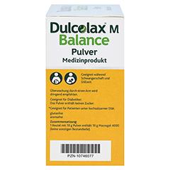 DULCOLAX M Balance Pulver Medizinprodukt 20x10 Gramm - Rechte Seite