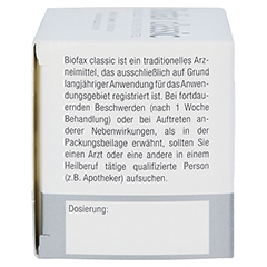 Biofax classic 60 Stück - Rechte Seite