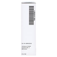 NasenSpray-ratiopharm Panthenol 20 Milliliter N2 - Rechte Seite