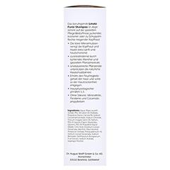 Linola Shampoo Forte 200 Milliliter - Rechte Seite