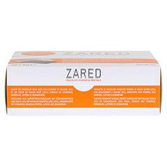 ZARED Chocolate Vitamins & Minerals Täfelchen 60x5 Gramm - Unterseite