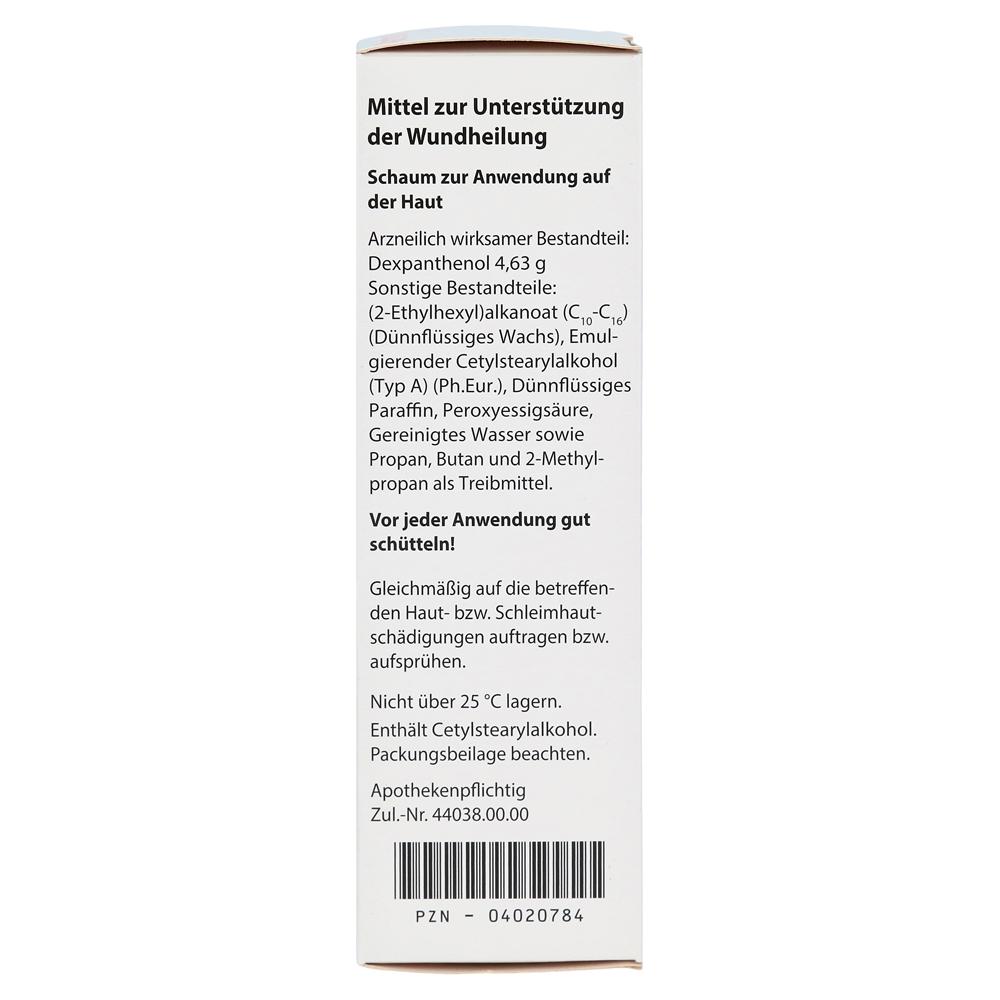 Erfahrungen zu Panthenol-Spray 130 Gramm - medpex Versandapotheke