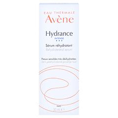 Avène Hydrance Intense Feuchtigkeitsserum 30 Milliliter - Rückseite