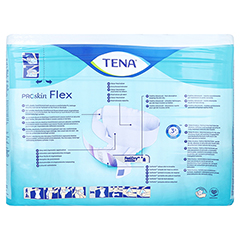 TENA FLEX maxi XL 21 Stück - Rückseite