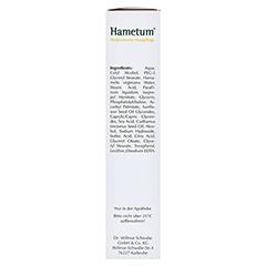 HAMETUM medizinische Hautpflege Creme 50 Gramm - Rechte Seite