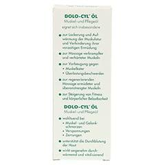 DOLO CYL Öl 100 Milliliter - Rückseite