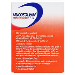Mucosolvan 75mg 20 Stück N1 - Rückseite