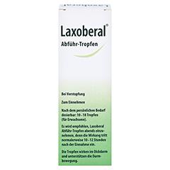 Laxoberal Abführ-Tropfen 7,5mg/ml 50 Milliliter N3 - Rückseite
