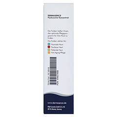 Dermasence Hyalusome Konzentrat Emulsion 30 Milliliter - Rückseite