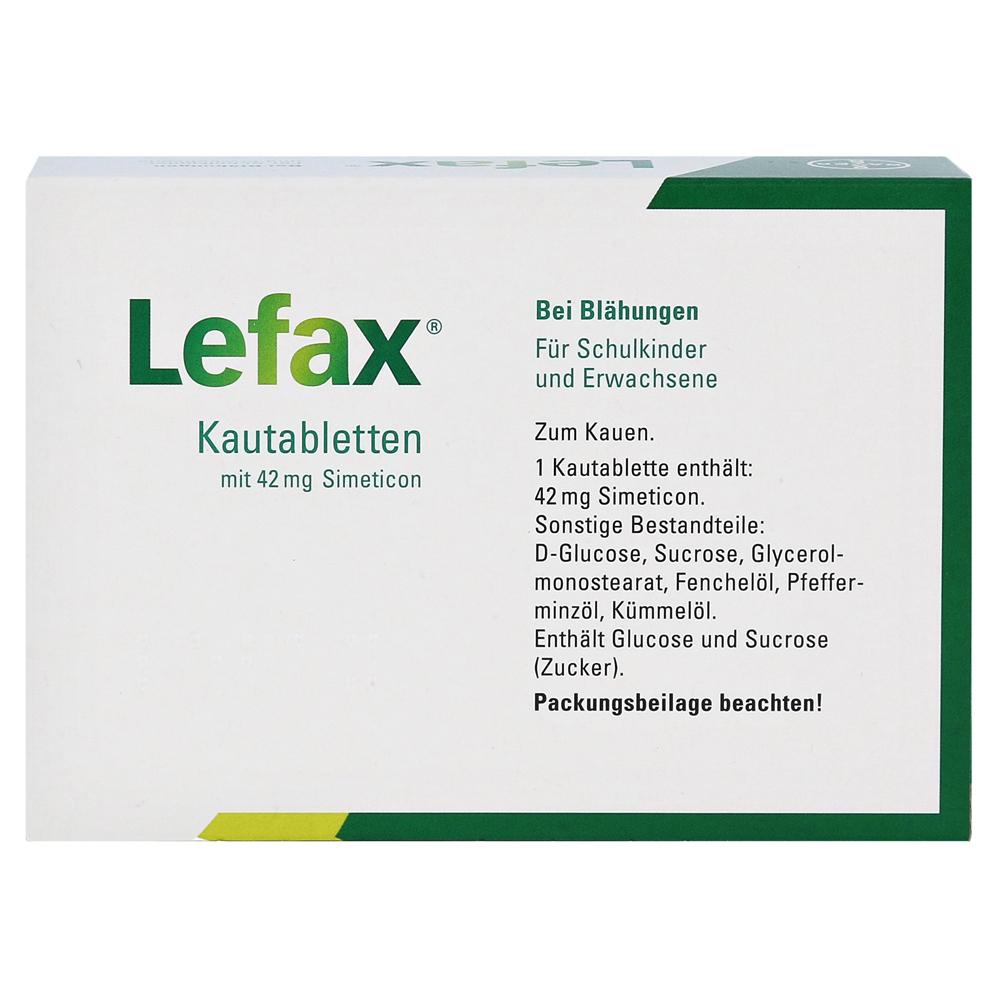 Erfahrungen Zu Lefax 100 Stück N3 Medpex Versandapotheke