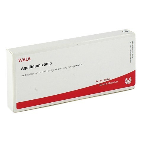 AQUILINUM comp.Ampullen 10x1 Milliliter N1