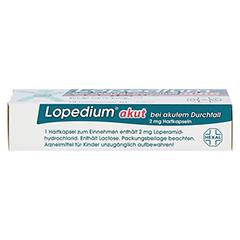 Lopedium akut bei akutem Durchfall 10 Stück N1 - Oberseite