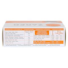 ZARED Chocolate Vitamins & Minerals Täfelchen 60x5 Gramm - Oberseite