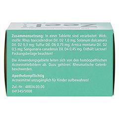 ZEEL comp.N Tabletten 100 Stück N1 - Oberseite