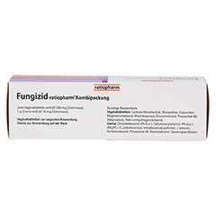Fungizid-ratiopharm 1 Packung N2 - Oberseite