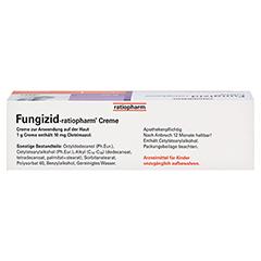 Fungizid-ratiopharm 50 Gramm N2 - Oberseite