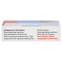 Hustenstiller-ratiopharm Dextromethorphan 10 Stück N1 - Oberseite