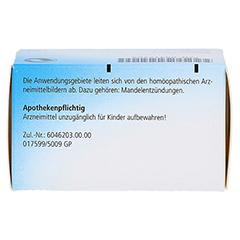 ANGIN HEEL SD Tabletten 50 Stück N1 - Oberseite