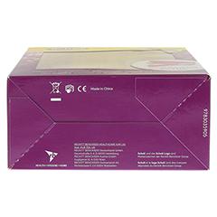 SCHOLL Velvet smooth elektr. Nagelpflegesystem pink 1 Stück - Unterseite
