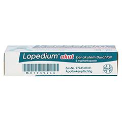 Lopedium akut bei akutem Durchfall 10 Stück N1 - Unterseite