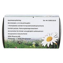 Cetirizin-ADGC 100 Stück N3 - Unterseite