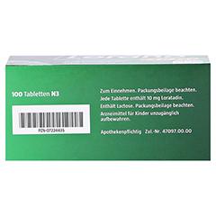Lorano akut 100 Stück N3 - Unterseite