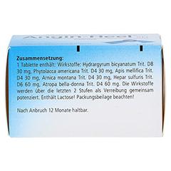 ANGIN HEEL SD Tabletten 50 Stück N1 - Unterseite