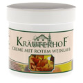 ROTES WEINLAUB Creme Kräuterhof 250 Milliliter