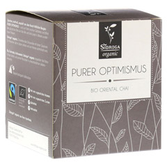 SIDROGA organic purer Optimismus Filterbeutel 12 Stück