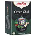 YOGI TEA Green Chai Bio Filterbeutel 17x1.8 Gramm