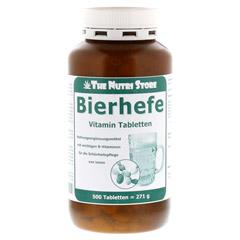 BIERHEFE 500 mg Vitamin Tabletten 500 Stück