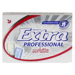 WRIGLEY'S Extra Professional White Drag.zuckerfrei 10 Stück
