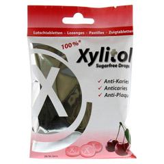 MIRADENT Xylitol Drops zuckerfrei Cherry 60 Gramm