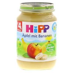 HIPP Früchte Äpfel m.Bananen 190 Gramm