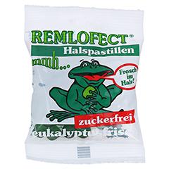 REMLOFECT Halspastillen zuckerfr.eukalypt.frisch 50 Gramm