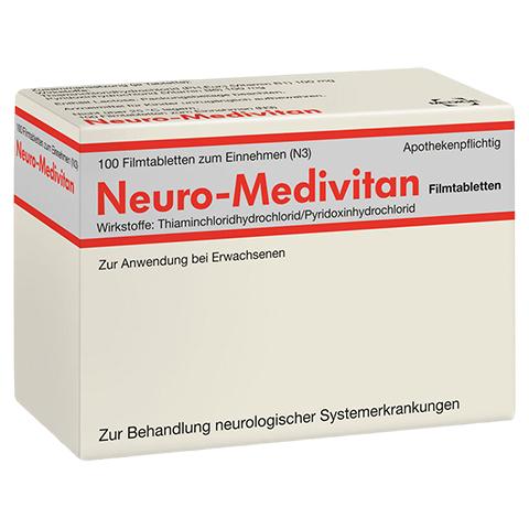 NEURO MEDIVITAN Filmtabletten 100 Stück N3
