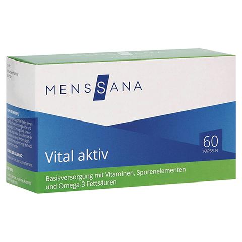 VITAL AKTIV MensSana Kapseln 60 Stück