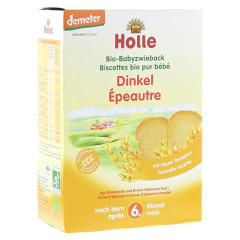 HOLLE Bio Baby Dinkel Zwieback 200 Gramm
