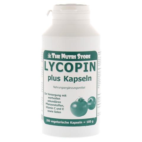 LYCOPIN 6 mg Plus Kapseln 200 Stück