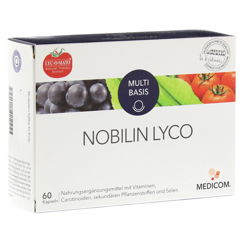 NOBILIN Lyco Kapseln 60 Stück