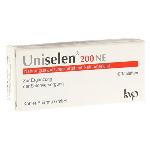 UNISELEN 200 NE Tabletten 10 Stück