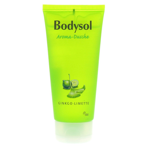 BODYSOL Aroma Duschgel Ginkgo Limette 100 Milliliter