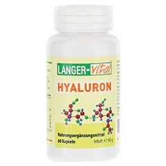 HYALURON 50+Glucosamin 1.000/TG Kapseln 60 Stück