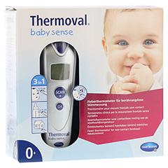 THERMOVAL baby sense non-contact Infrarot-Fiebert. 1 Stück